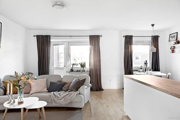 Bild: 2 rum bostadsrätt på Arvid Lindmansgatan 21a, Göteborgs kommun Centrala Hisingen