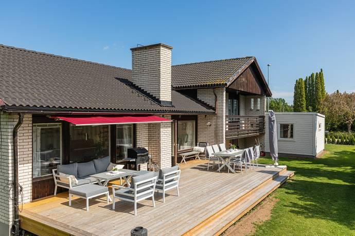 Bild: 6 rum villa på Skolvägen 15, Hammarö kommun