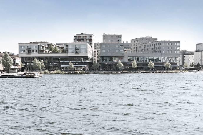 Bild: 4 rum bostadsrätt på Fiskargränd 3A, Jönköpings kommun City - Atollen