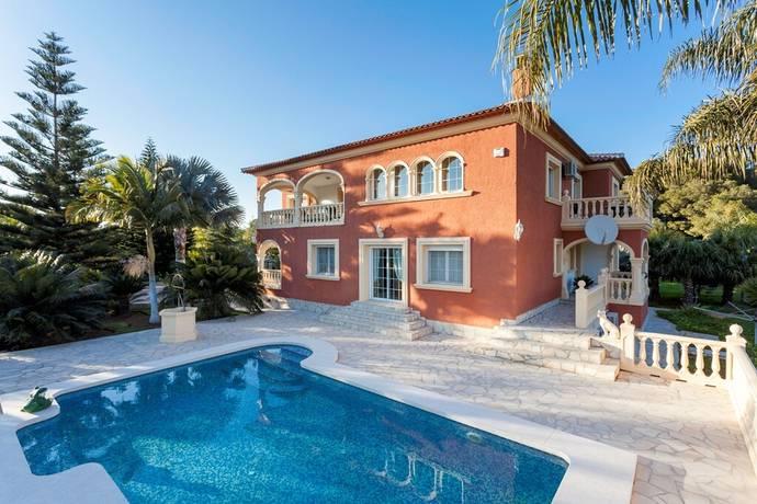 """Bild: 6 rum villa på Norra Costa Blanca """" Southfork Ranch"""", Spanien COSTA BLANCA - DENIA"""
