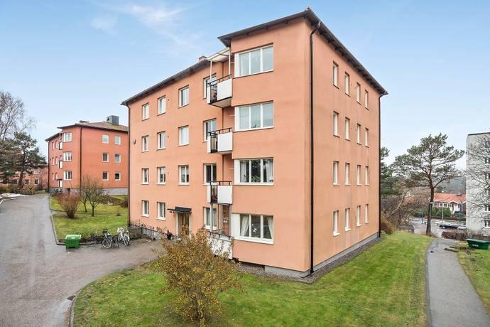 Bild: 1,5 rum bostadsrätt på Höjdgatan 9, Nynäshamns kommun