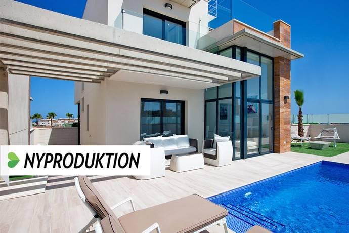 Bild: 4 rum villa på Nya, väldesignade villor i Lomas de Cabo Roig, Spanien Torrevieja Söder - Lomas de Cabo Roig