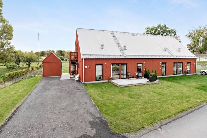 Bild: 4 rum bostadsrätt på Tunnelugnsvägen 4, Enköpings kommun Haga