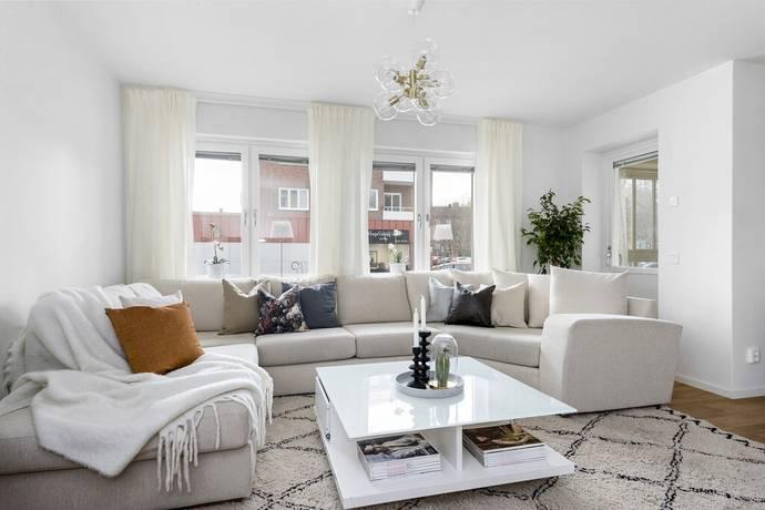 Bild: 3 rum bostadsrätt på Hagavägen 60, Borlänge kommun Hagalund