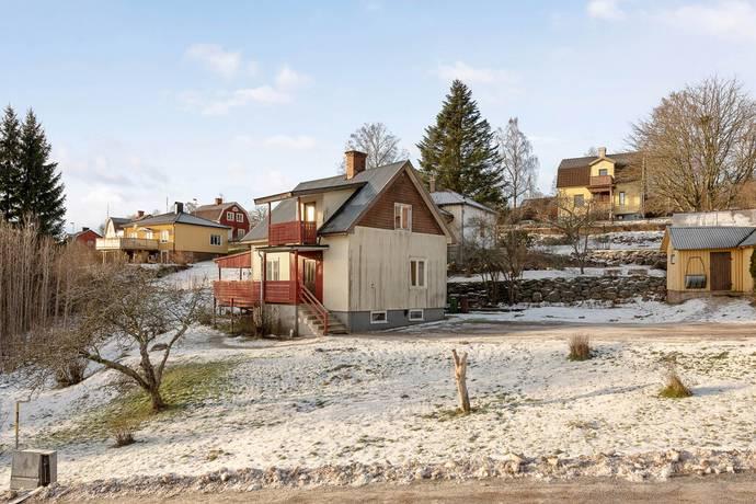 Bild: 4 rum villa på Baståsvägen 3, Bengtsfors kommun Billingsfors