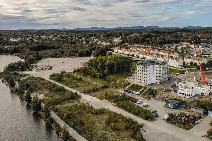 Bild från Hudiksvall - Parkhyllan - Parkhyllan - Galjonsgatan 3