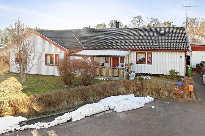 Bild: 6 rum villa på Springaregatan 5, Torsås kommun Bergkvara