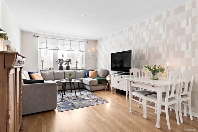Bild: 5 rum bostadsrätt på Kyrkbergsvägen 20 A, Sundsvalls kommun