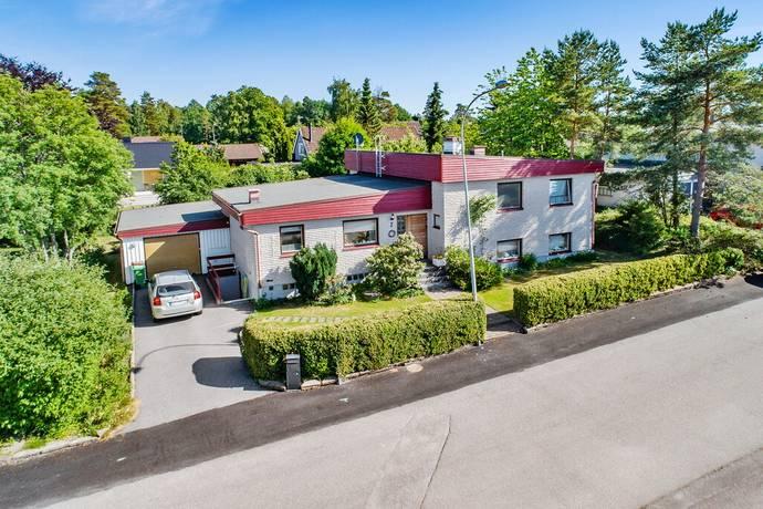 Bild: 7 rum villa på Vimpelgatan 7, Vänersborgs kommun Mariedal