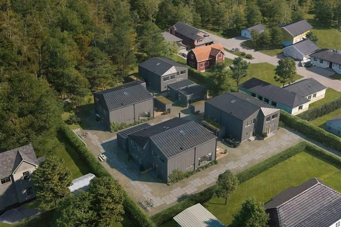 Bild från Brf Parhus och Brf Småhus - Bostäket