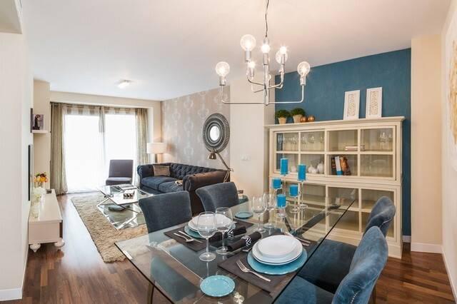 Bild: 3 rum bostadsrätt på Lägenhet i Málaga, Málaga, Spanien Centro