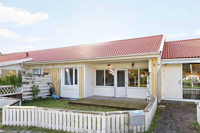 Bild: 4,5 rum radhus på Stjärnbildsgatan 24A, Göteborgs kommun Bergsjön