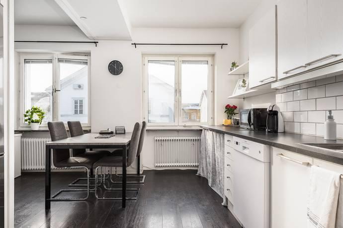 Bild: 3 rum bostadsrätt på Brunnshusgatan 21A, Härnösands kommun