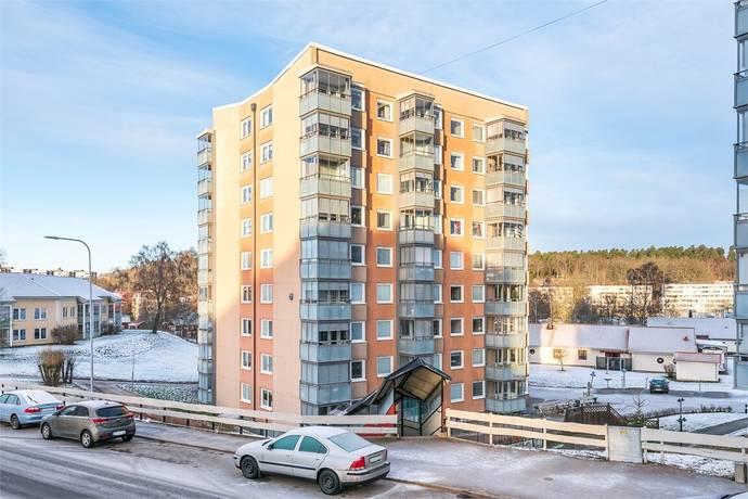 Bild: 1 rum bostadsrätt på Industrigatan 13, Mjölby kommun Centrala Mjölby