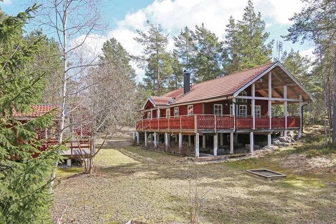 Bild: 4 rum villa på Västerbystrand 147, Östhammars kommun Gräsö