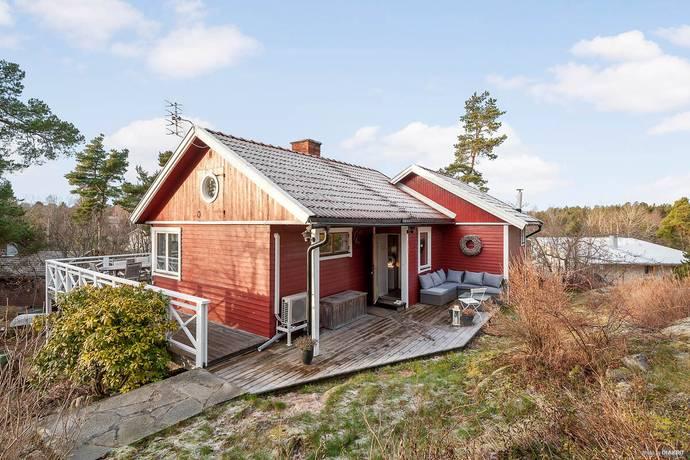 Bild: 3 rum villa på Skeppsgossevägen 7, Värmdö kommun Lillängsdal