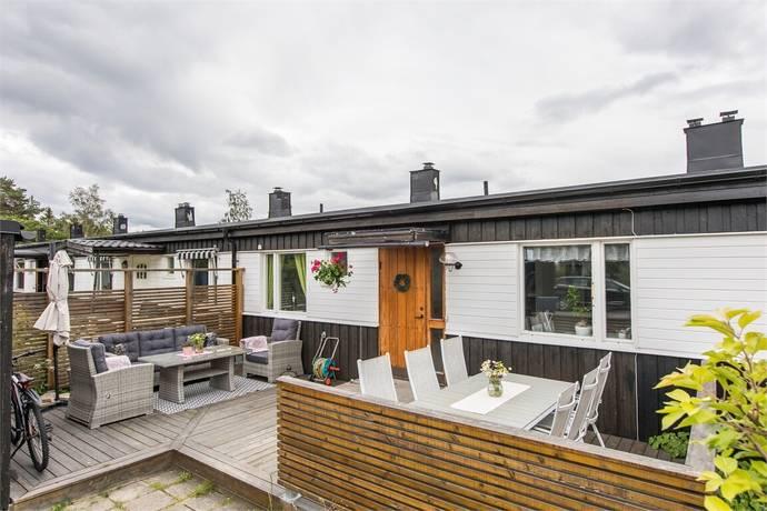 Bild: 5 rum radhus på Klackvägen 7 D, Sundsvalls kommun Bydalen
