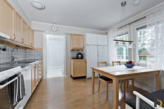 Bild: 3 rum bostadsrätt på Törelvägen 154, Umeå kommun
