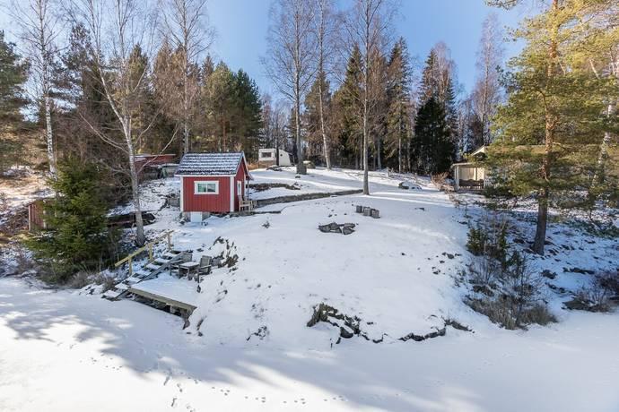 Bild: fritidshus på Hjortöström 25, Hultsfreds kommun Virserum