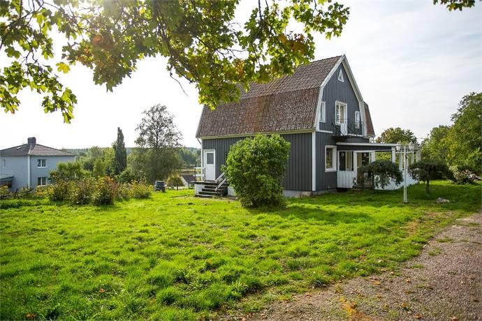 Bild: 6 rum villa på Sjöviksvägen 24, Mullsjö kommun Sandhem