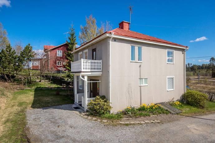 Bild: 6 rum villa på Strömnäsvägen 6, Kramfors kommun Strömnäs