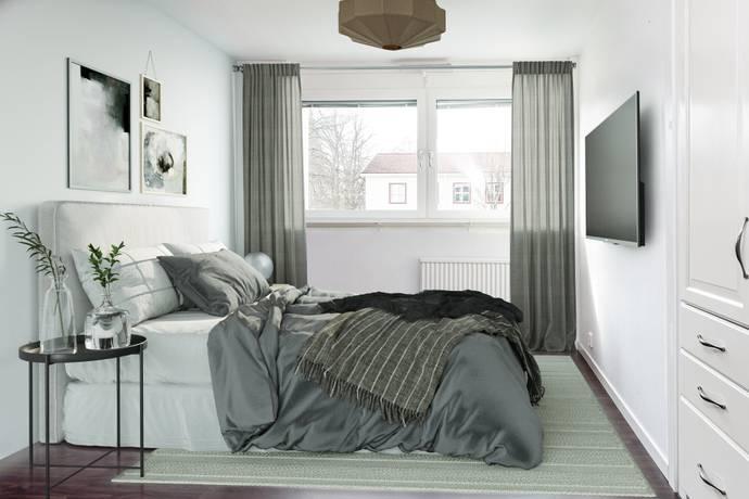 Bild: 2 rum bostadsrätt på Kyrkogatan 3 C, Heby kommun Centrum