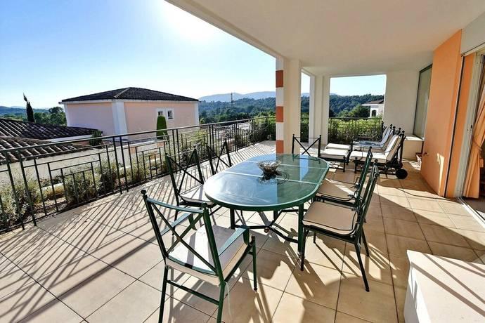 Bild: 3 rum fritidshus på Mougins, Frankrike Franska Rivieran