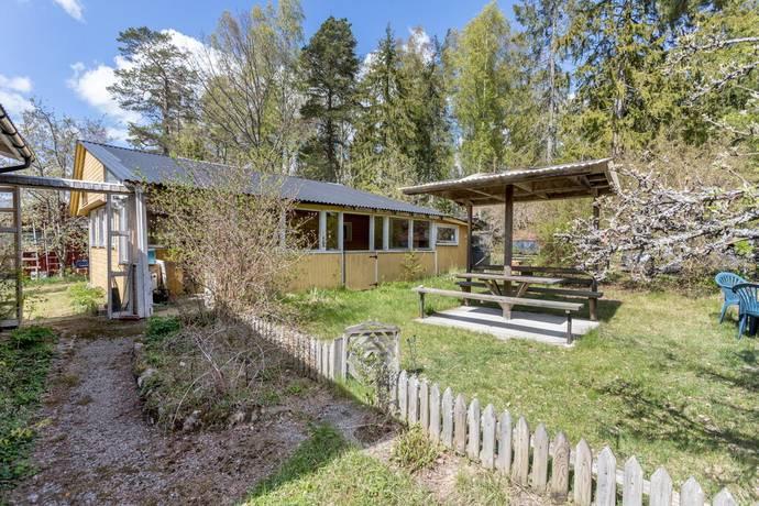 Bild: 1 rum fritidshus på Torpstigen 3, Södertälje kommun Torsjödals koloniområde