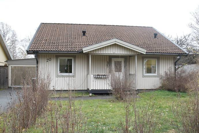 Bild: 5 rum villa på Kedjegatan 20, Emmaboda kommun Emmaboda