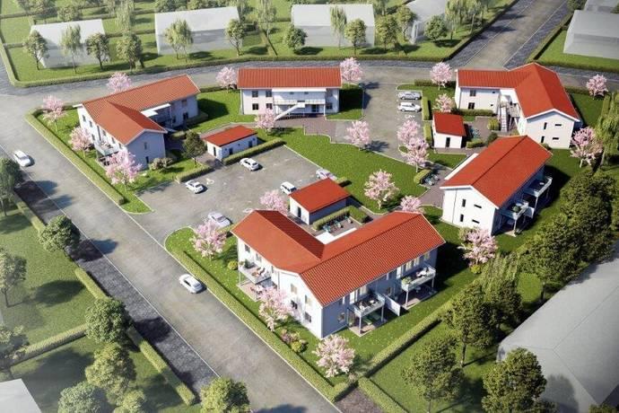Bild: 4 rum bostadsrätt på Norra Alsberg, Nässjö kommun