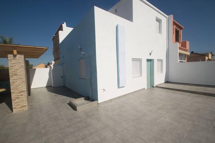 Bild: 4 rum villa på 1.5 km till stranden - Privat Pool, Spanien Nyrenoverad Villa