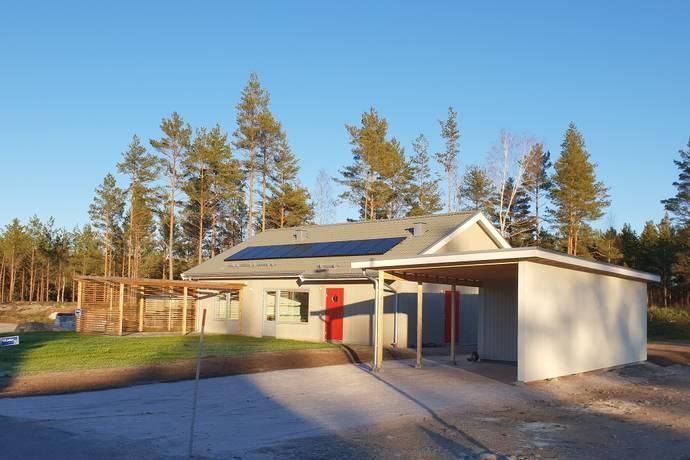 Bild: 3 rum villa på Seldonsvägen 12, Västerviks kommun Hornslandet