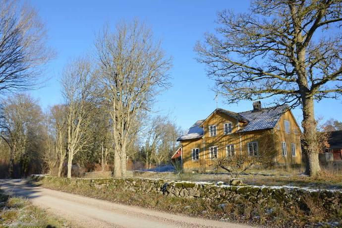Bild: 6 rum gård/skog på Lindhult 1231, Markaryds kommun Traryd