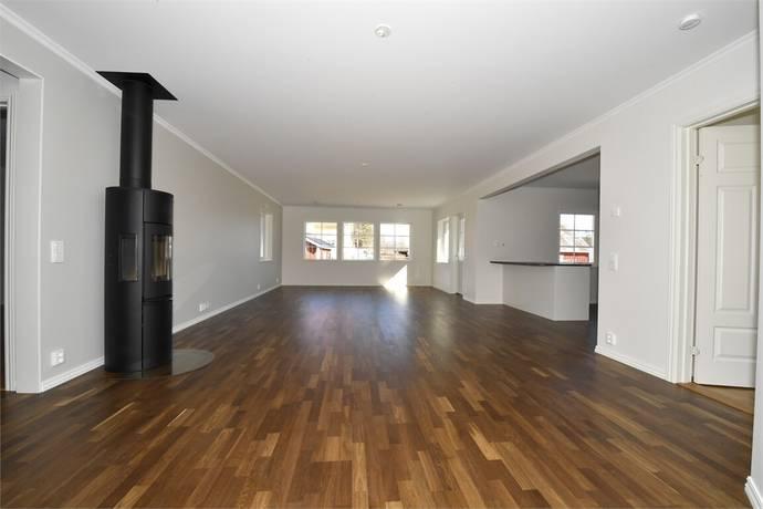 Bild: 4 rum villa på Tallbackavägen 2, Älvdalens kommun Särna