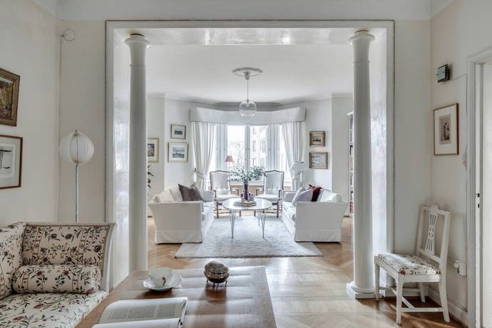 Bild: 4 rum bostadsrätt på Påskbergsgatan 9, Göteborgs kommun Örgryte