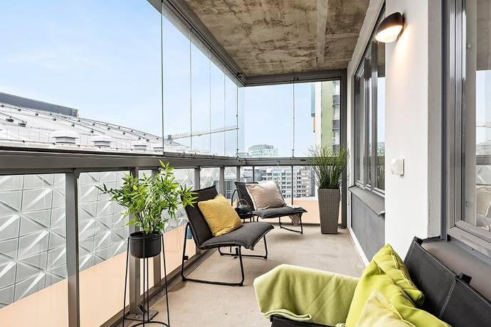 Bild: 3 rum bostadsrätt på Evenemangsgatan 34, 12 tr, Solna kommun Arenastaden