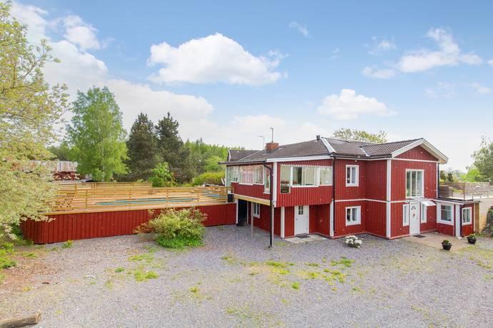 Bild: 5 rum villa på Lilla Roskild 1, Söderköpings kommun Gårdeby