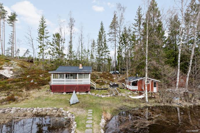 Bild: 1 rum fritidshus på Bergsjö 33, Kristinehamns kommun Näset