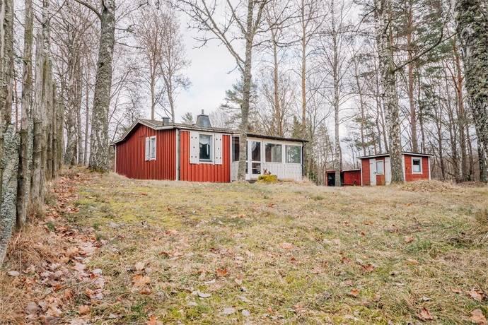 Bild: 2 rum fritidshus på Bengtstorp Hulan 20, Hjo kommun Bengtstorp - Vid Mullsjön
