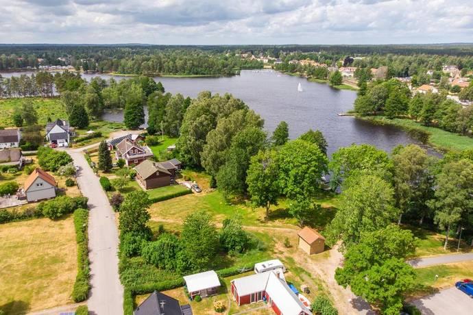 Bild: tomt på Linnebäck *:3, Lessebo kommun Lessebo