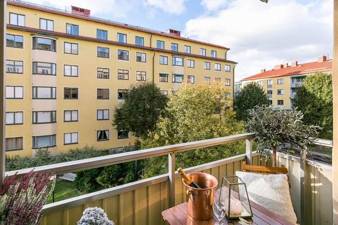 Bild: 2 rum bostadsrätt på Skeppargatan 83, 2 tr, Stockholms kommun Gärdet Östermalm