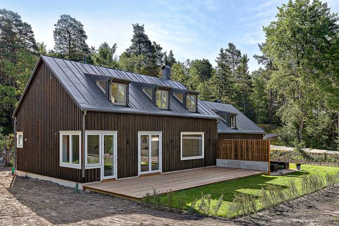 Bild: 4 rum bostadsrätt på Fiskarrovägen 2, Tyresö kommun Orrnäset