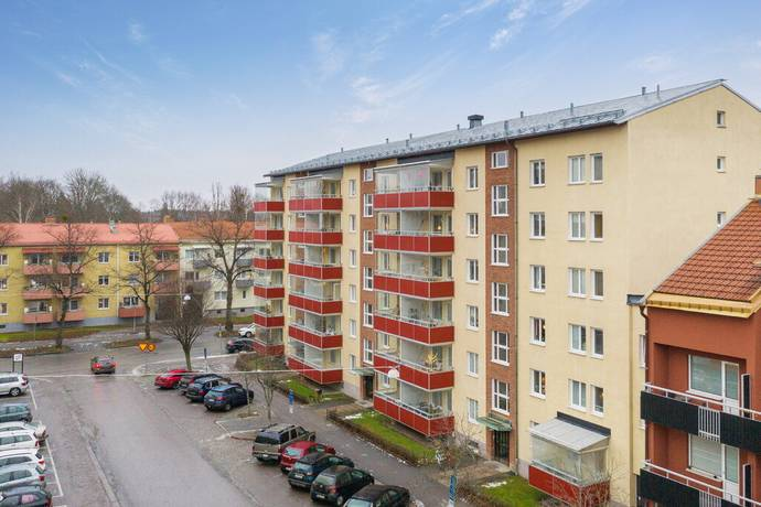 Bild: 1 rum bostadsrätt på Törnerosgatan 12A, Eskilstuna kommun Norr
