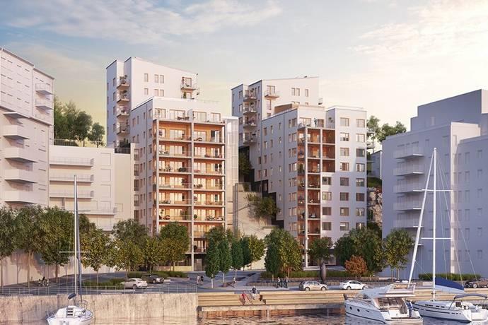 Bild: 4 rum bostadsrätt på Tollareslingan, Nacka kommun Tollare