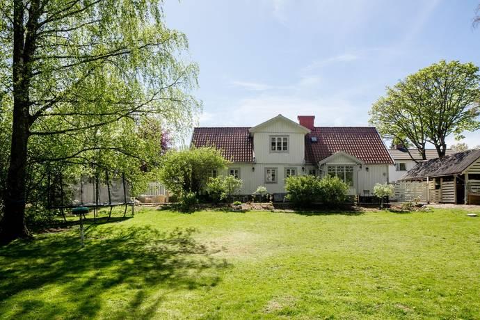 Bild: 6 rum villa på Västergatan 18, Markaryds kommun Centrum
