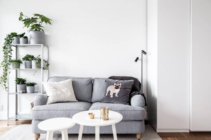 Bild: 1 rum bostadsrätt på Eskadervägen 16, Täby kommun Näsby Park