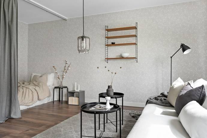 Bild: 1 rum bostadsrätt på Bangatan 37, Västerås kommun Gideonsberg/Nordanby