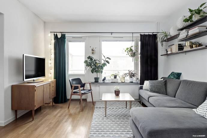 Bild: 3 rum bostadsrätt på Södra Torlandsgatan 25A, Östersunds kommun Blomängen