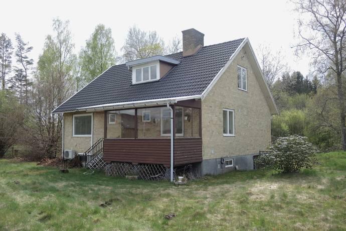 Bild: 5 rum villa på Hinneryd Byavägen 3, Markaryds kommun