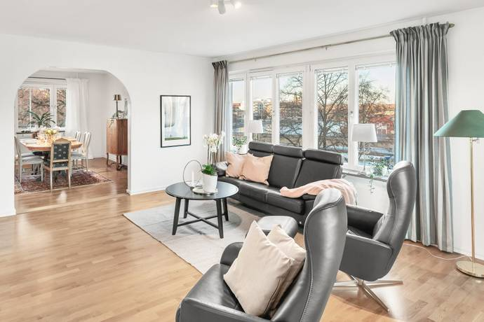 Bild: 5 rum bostadsrätt på Köpmangatan 30C, Eskilstuna kommun